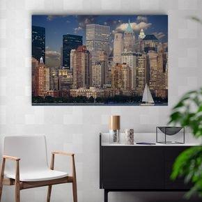 quadro canvas cidade 1