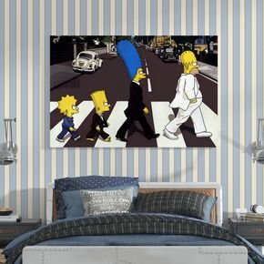 simpsons na abbey road