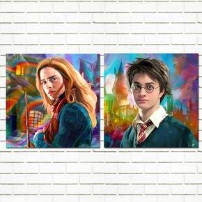 kit harry e hermione