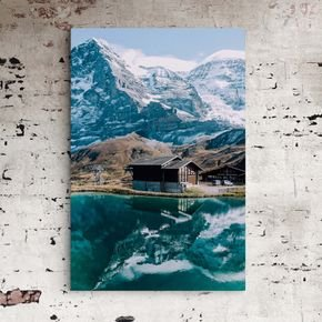 quadro canvas paisagem